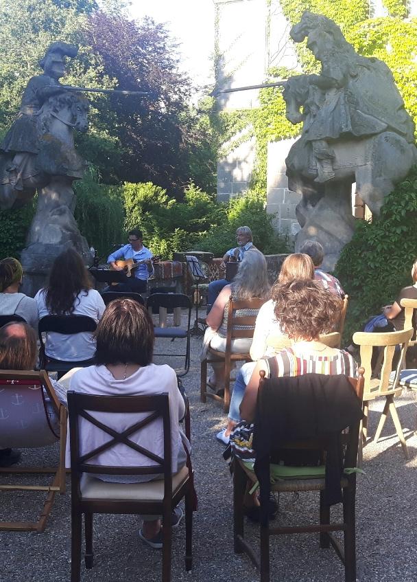 Schlosshof Liederabend 02
